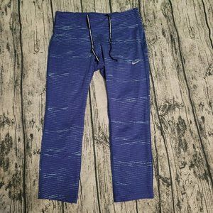 Nike Running Dri - Fit Cropped Ankle Legging Sz. S